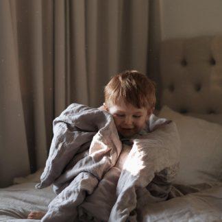 linnesängkläder ekologiskt linnetyg
